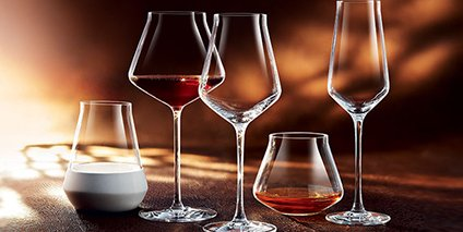 glassware suppliers in dubai
